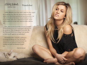 Wanderlust Anthony Fiorin Ashley Roberts LA HOT Magazine Issue #2